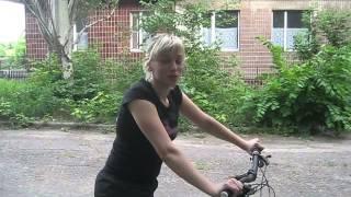 Как научиться ездить на велосипеде за 2 часа (урок №4) финиш(, 2015-02-09T21:13:20.000Z)