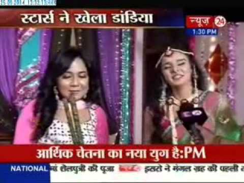 Sapne Suhane Ladakpan Ke: Rachna & Gunjan reveal their Navratri plans