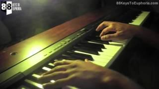 Hey Shona (Ta Ra Rum Pum) Piano Cover feat. Aakash Gandhi