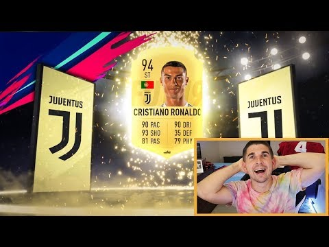 КРИШТИАНУ РОНАЛДУ СПРЯТАЛСЯ В ПАКЕ || RONALDO IN A PACK || ICON IN A PACK