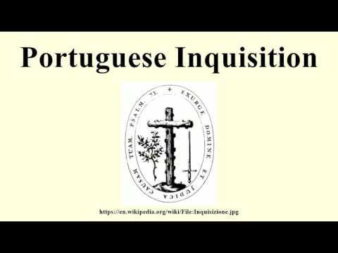 Portuguese Inquisition