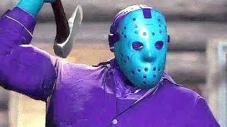 FRIDAY THE 13TH GAME Retro Jason Voorhees Trailer (2017) PS4/Xbox One/PC