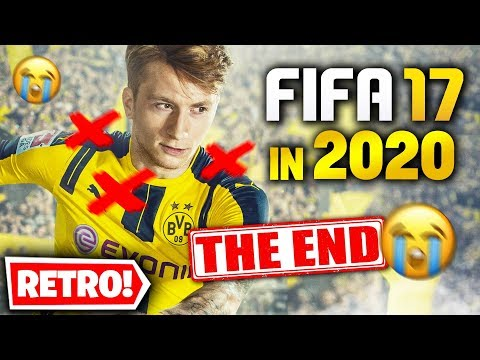 REVISITING FIFA 17 CAREER MODE In 2020!! THE END OF AN ERA... (RETRO FIFA)