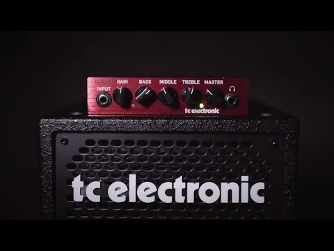 TC Electronic lifts the lid on tiny 200W BAM200 bass amp head