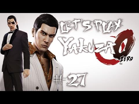 Let's Play: Yakuza 0 - Episode 27: Majima's Past, Sworn Brother Saejima