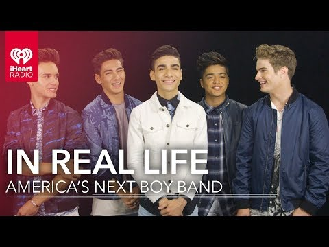 In Real Life - America's Next Boy Band | Exclusive Interview