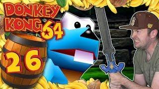 Ausraster Compilation bei den Biebern 🍌 DONKEY KONG 64 #26