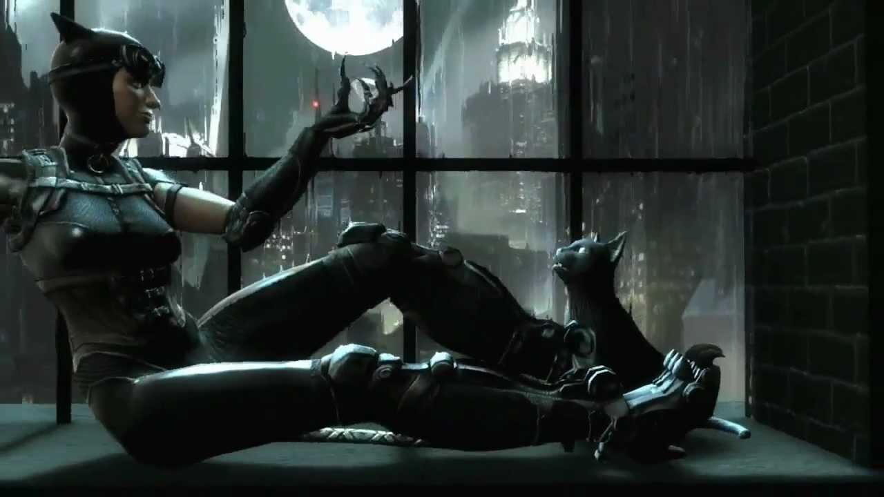 Gaming Wallpapers Hd Injustice Gods Among Us Catwoman New Gameplay Trailer
