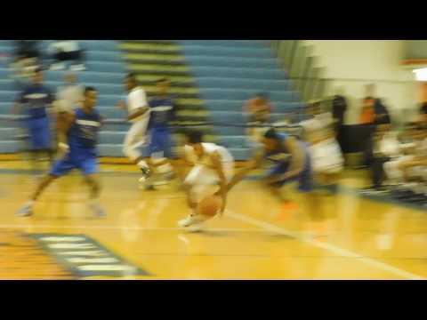 Mungro free throw/Robertson 3-pointer Patterson/Potomac boys hoops Basketball Academy 01/21/17