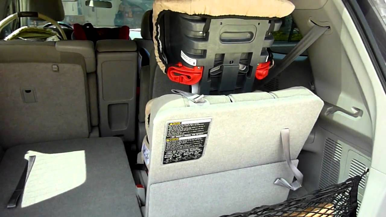 2011 Highlander Hybrid Review Kids And Carseats Youtube