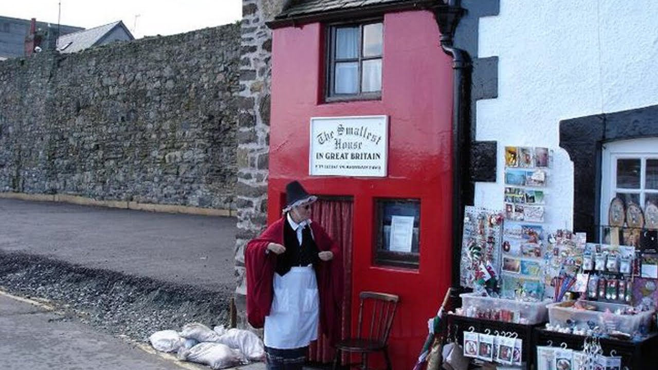 Smallest House Part - 45: The Smallest House In Britain