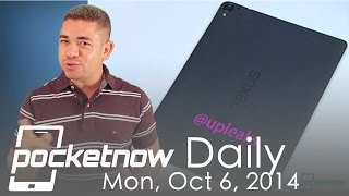 Google Nexus 9 photo, Gear VR date, Apple sapphire & more - Pocketnow Daily