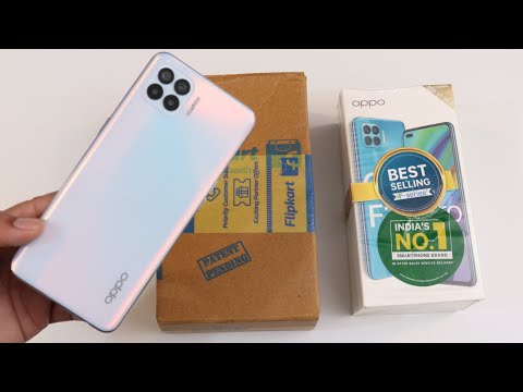 Oppo F17 Pro Unboxing & Full Review In Hindi - Slim Phone With 6 Cameras @22990 |Thetechtv