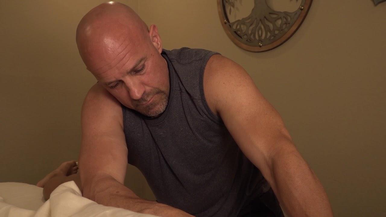Download Breast Massage Demonstration On Female Client