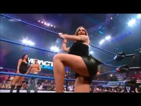 Impact Wrestling 12/6/12 - Velvet Sky