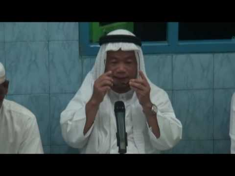 Ceramah K.H. Juhran Irfan Majlis Assyfa Desa Karya Unggang.
