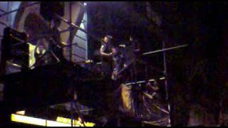 Die Toten Hosen en una calle de Buenos Aires!!! 04-11-09