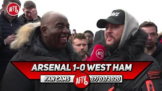 Arsenal 1-0 West Ham | VAR Works Well When It's Used Just Right! (DT)