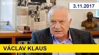 EXKLUZIVNĚ Václav Klaus si to na kameru vyřídil s Kalouskem, Fialou ....