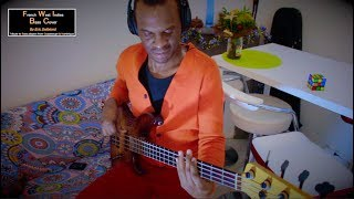 Karamel (Gilles Floro) // Bass cover by Eric Delblond