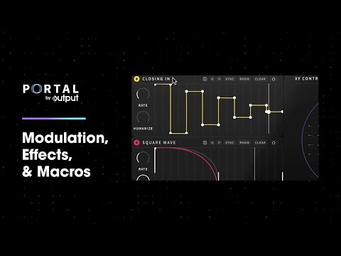 Output PORTAL Granular FX Plug-in | Sweetwater