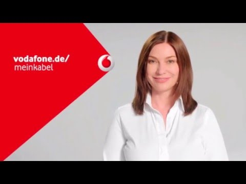 Video Vodafone Hilfevideos  -  Moderatorin: Dana Friedrich