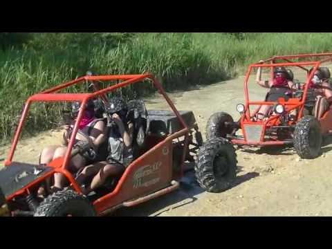 Dominican Republic Buggy Ride 2017