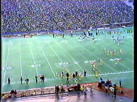 1983 CFL Eastern Final - Argos vs. Tiger-Cats, Part 12