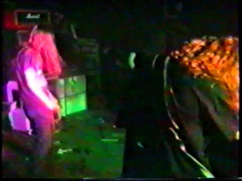 Entombed - live - 24.6.1990 Ludwigsburg, Germany