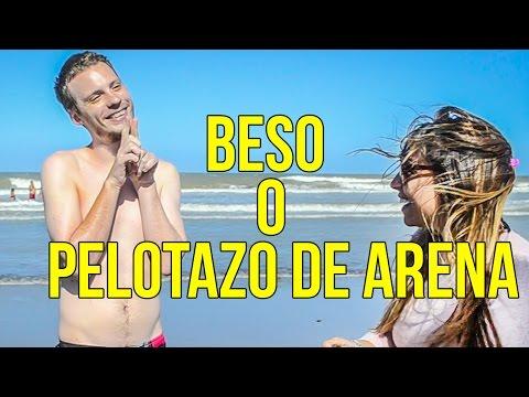 BESO O PELOTAZO DE ARENA | El video que dividió a Los Displicentes