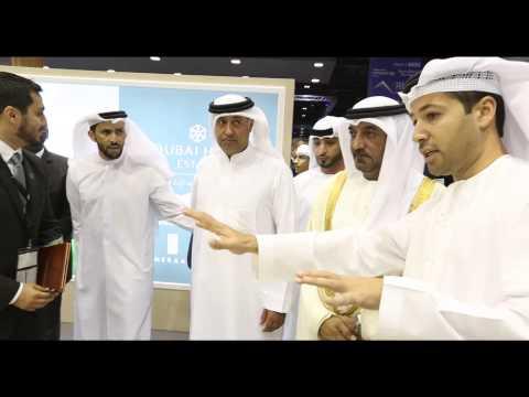 HH Sheikh Ahmed bin Saeed Al Maktoum – Cityscape Dubai