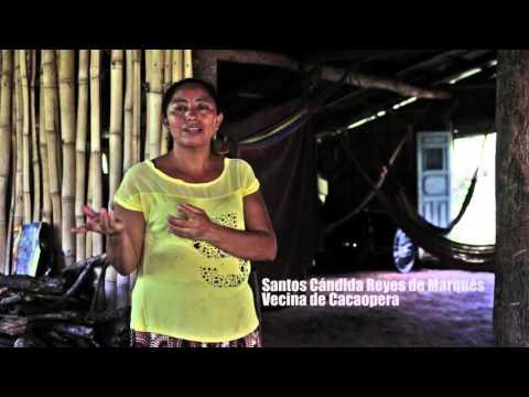 Empoderando a las mujeres en Cacaopera