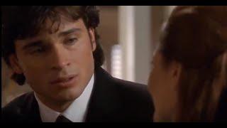 Smallville: 5x12 Confianza - Clark y Martha lloran la muerte de Jonathan