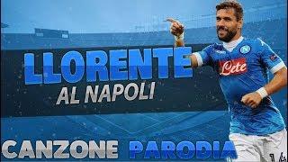 Canzone Llorente Al Napoli - Parodia - Jay Santos - Caliente
