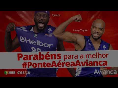 #PonteAéreaAvianca - Confira qual foi a jogada vencedora!