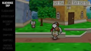 Paper Mario: No WW Beginner Speedrun Guide