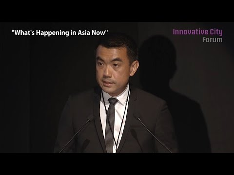 "Eugene Tan - ""What's Happening in Asia Now"""