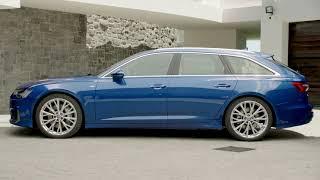 2019 Audi A6 Avant video debut