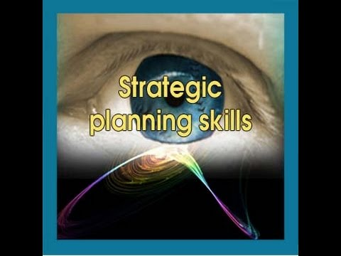 STRATEGIC PLANNING SKILLS FOR EFFICIENT PLANNING DECISION MAKING BINAURAL BEATS ISOCHRONIC TONES VS