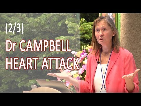 Heart attack through 'evil fats'? (2/3)  Dr. Natasha Campbell-McBride