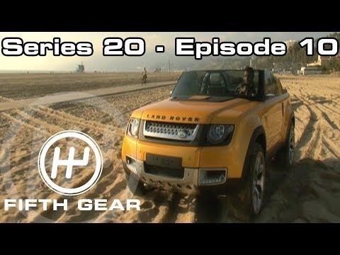 Fifth Gear: Series 20 Episode 10