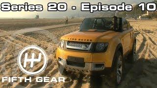 Fifth Gear Series 20 Episode 10 смотреть