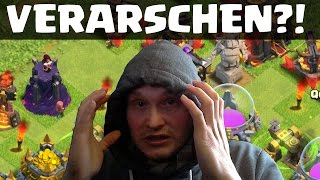 VERARSCHEN?! || CLASH OF CLANS || Let's Play Clash of Clans [Deutsch/German HD]