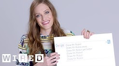 Mr. Robot's Carly Chaikin Answers the Web's Most Searched Questions   WIRED