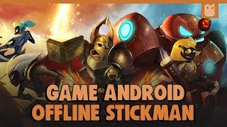 7 Game Android Offline Stickman Terbaik 2019