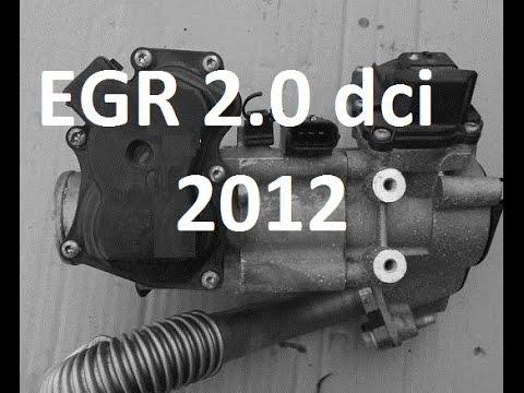 How To Remove Replace Clean Egr 2 0 Cdti Dci 2012 Vivaro