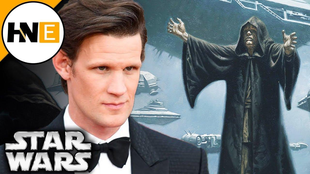 Matt Smith Star Wars