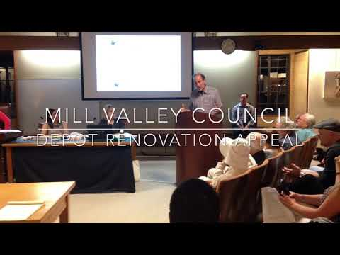 Mill Valley sticks with Depot renovation plan