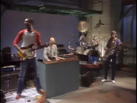 """Green Onions"" Selected Performances on Late Night, 1982-90"