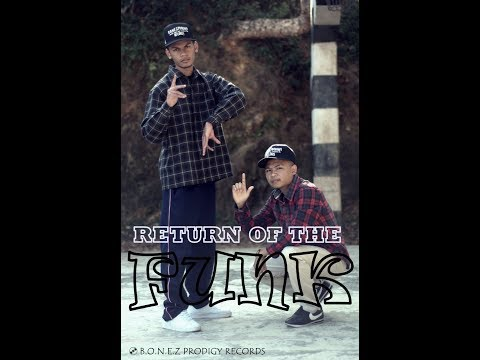 B.O.N.E.Z Prodigy Records -Return of the FUNK (Official music video)